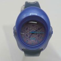 Timex tmx woman blue watch analog new - $36.12