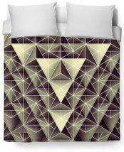 Isometry Duvet Cover - $133.76 CAD+