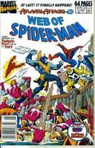 Web of Spider-Man Annual #5 : War Zone New York (Atlantis Attacks - Marvel Comic - $3.91