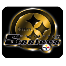 Mouse Pads The Pittsburgh Steelers Logo Sports Football Animation Game Mousepads - $6.00