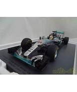 Spark-Mercedes F1 W06 Hybrid 2015 1 18 Scale Car - $247.45