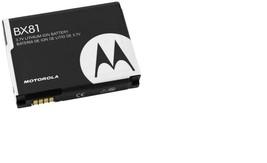 OEM Motorola Extended Battery BX81  SNN5810A - $14.95
