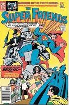 The Super Friends Comic Book #2 DC Comics TV Series 1976 VERY FINE - $17.34