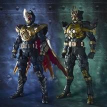 Nuovo S. I. C. Vol. 37 Mascherato Kamen Rider Lama Jack Form & Leangle B... - $91.06