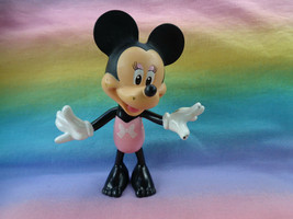 2011 Disney Minnie Mouse Bow-Tique Dress Up Doll Clip On Doll Only as is... - $2.48