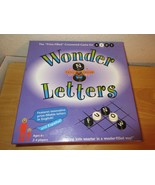 NIB Wonder Letters Crossword Game for Kids New In Box Ages 6+ Reading Sk... - $14.95