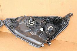 "12-15 Toyota Prius ""C"" NHP10 Headlight Head Light Lamps Set Pair L&R POLISHED image 9"