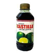 Castilla Lemon Flavor Concentrate 8.6 fl oz - Esencia de Limon - $7.25+