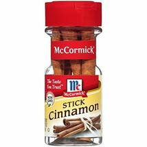 McCormick Cinnamon Sticks, 0.75 oz, Warm Brown Spice Harvested in Indonesia, Fre - $5.93