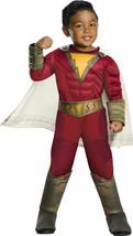Rubies Dc Comics Shazam Lujo Superhéroe Película Niño Disfraz Halloween ... - £27.89 GBP