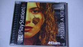 Forsaken (Sony PlayStation 1, 1998) Video Game - $6.23