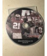 The ultimate buckeye football Big Win II DVD Ohio State OSU Buckeyes RAR... - $8.91