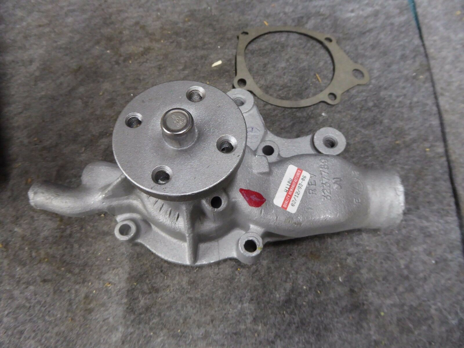 AMC Water Pump Remanufactured By Arrow 7-1330, 8134321
