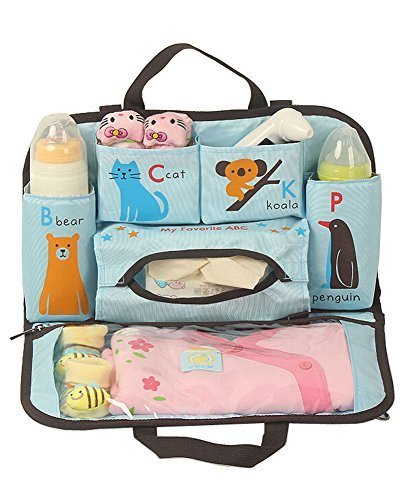 Hot Sale Baby Stroller Organizer Pushchair Storage Bag Animals