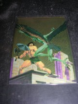 Trading Card 1993 Comic Images Presents Conan Promo Card - $2.89