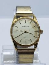 Vintage ADVANCE 83-2035 men's Watch QUARTZ NEEDS BATTERY image 2