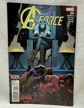 Marvel A Force #4 Comics Bennett Wilson Molina Martin Girl - $9.99