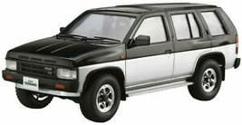 Aoshima 57087 Model Car 106 Nissan D21 TERRANO V6-3000 R3M 1991 1/24 scale kit - $49.55