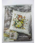 Paragon Needle Point Exquisite Hummel Stitchery Pillow Cover Kit #0366 1... - $35.00