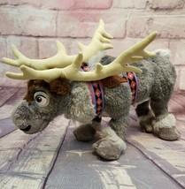 "Disney Parks Frozen Sven Medium Plush 16"" Plush Stuffed Animal  - $18.99"