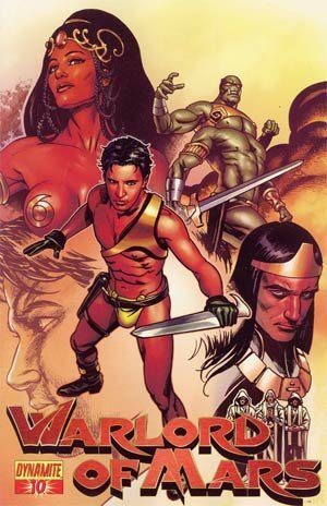 Primary image for Warlord Of Mars #10 Stephen Sadowski Cover [Comic] Stephen Sadowski