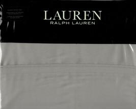 Brand New Ralph Lauren Queen Size Sheet set Dove Grey - $110.00