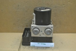 2008 Tribute ABS Pump Control OEM 8L8A2C346CJ Module 617-15d3 - $89.99