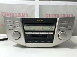 05 - 08 LEXUS Radio 6 CD Disc MP3 Player Satellite XM  TO1029 - $175.25
