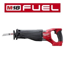 Lithium-Ion Brushless Cordless SAWZALL Reciprocating Saw M18 FUEL 18-Volt - $212.82