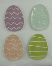 Tag Set of 4 Easter Egg Shaped Treat Dishes  - $19.79