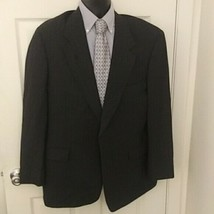 Brooks Brothers Brookease Men's Wool 2 Button Blazer Sport's Coat 44R  - $24.45