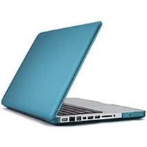 Speck SeeThru SATIN MacBook Case - For MacBook - Blue - Satin, Velvety - $30.81