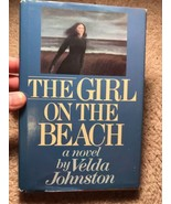 THE GIRL ON THE BEACH  By: Velda Johnston, First Edition w/ Dust Jacket ... - $12.95