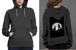Classic Hoodie Black women Son-Goku-Vegeta-Vs-Goku - $28.99