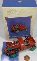 Hallmark Keepsake Kiddie Car Classics 1928 Jingle Bell Express 2002 - $11.99