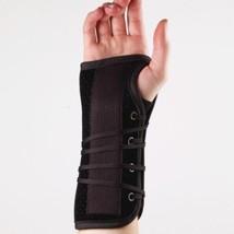Corflex Post-Op Lace Up Wrist Brace for After Surgery-XS-Left - $24.99