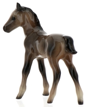 Hagen-Renaker Miniature Ceramic Horse Figurine Thoroughbred Colt  image 10