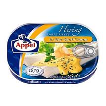 Appel - Herring Filets In Eier Senf Creme 200g (7.05 oz) - $4.59