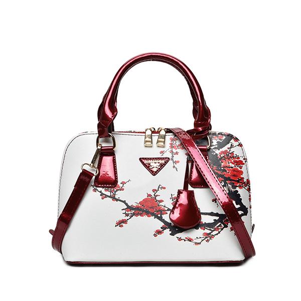 Women Luxury PU Leather Versatile Handbag Women Tote Bag