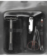 Men's Grooming Travel Kit  with Carry Case - $20.00