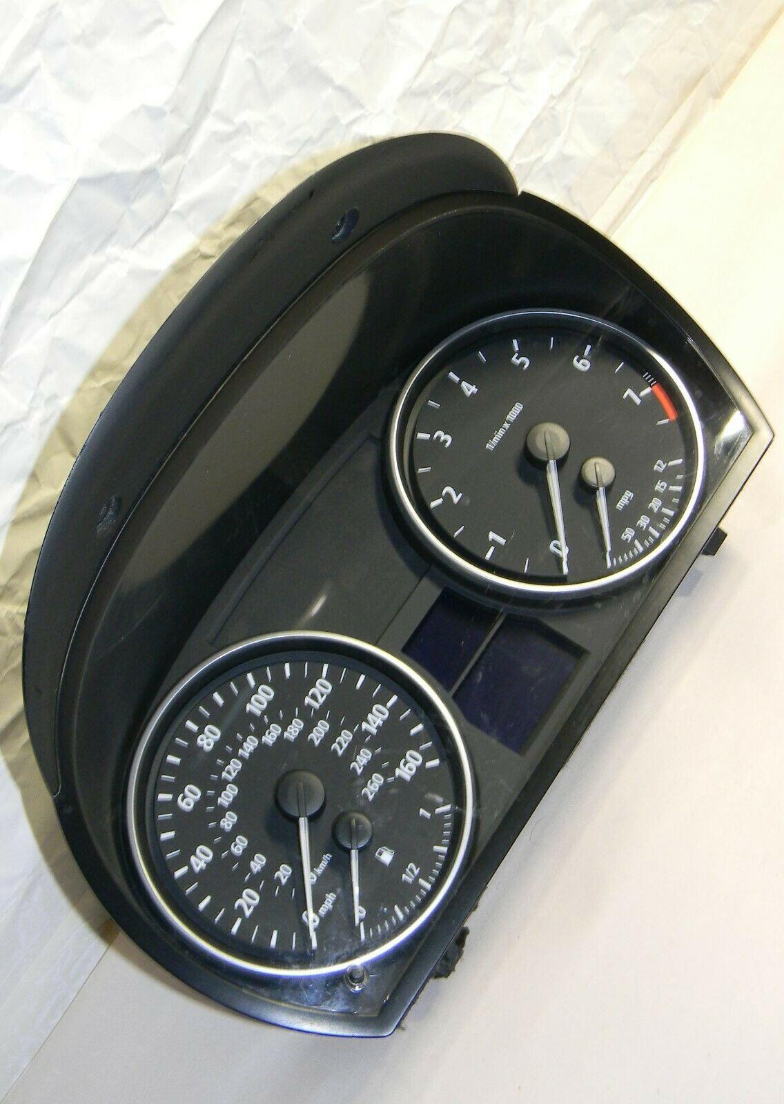 BMW E84 E90 E91 E92 E93 325i 325xi 328i 330i 335i X1 Instrument Cluster Combo - $146.98