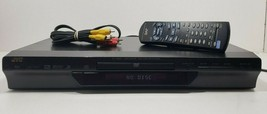 JVC DVD Player XV-S200BK with Remote .. Tested and Working - $49.49