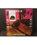 "Cold War Kids ""Los Feliz Blvd"" RSD Ltd Edition Green Vinyl 10"" ft Bishop... - $26.55"
