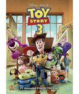 Toy Story 3  ( DVD ) - $1.98