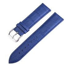 14mm Blue Luxury Girls Ladies Wrist Watch Band Wirstband Bracelet Replacement Ge - $22.09