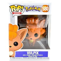 Funko Pop! Games Pokemon Vulpix #580 Vinyl Action Figure image 1