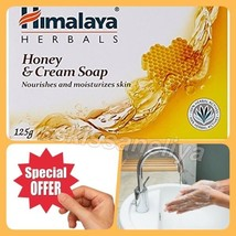 Himalaya Herbals Honey & Cream Soap - 75 g. Normal & Dry Skin - $4.21