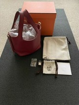 Hermes Picotin lock PM ruby ??BOX other Remarks - $3,066.28