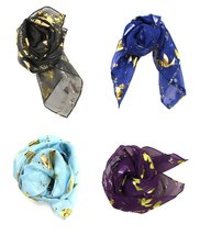 Modadorn I Love Jesus Dove Religious Mini Scarf Handkerchief Pocket Squa... - $14.84