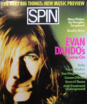 Spin Magazin, Evan Dondo Poster (M9) - $9.53